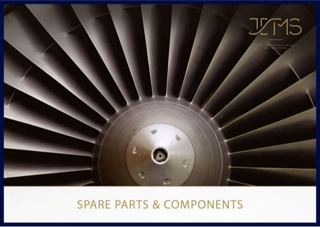 Jet Maintenance Solutions - Spare Parts & Components