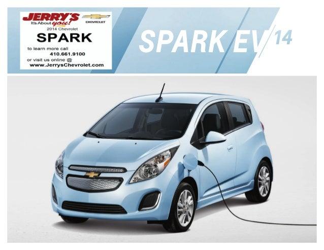 Spark Ev Pure