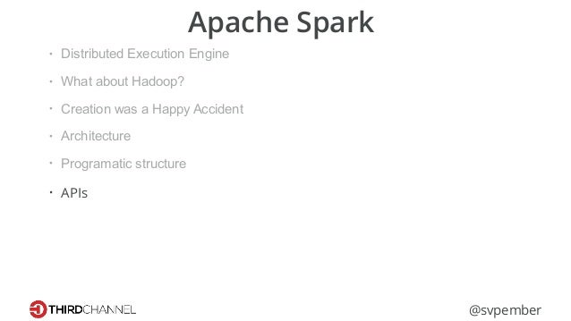 Harnessing Spark and Cassandra with Groovy