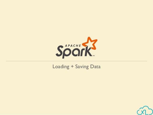 Apache Spark - Loading & Saving data | Big Data Hadoop Spark Tutorial…