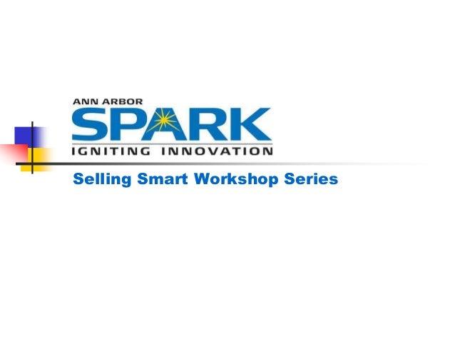 Selling Smart Workshop Series