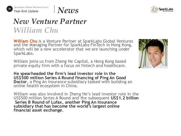William Chu is a Venture Partner at SparkLabs Global Ventures and the Managing Partner for SparkLabs FinTech in Hong Kong,...