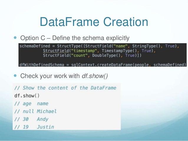 Frustration-Reduced PySpark: Data engineering with DataFrames