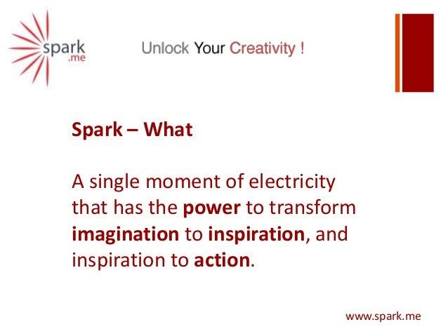 Spark.me Slide 2