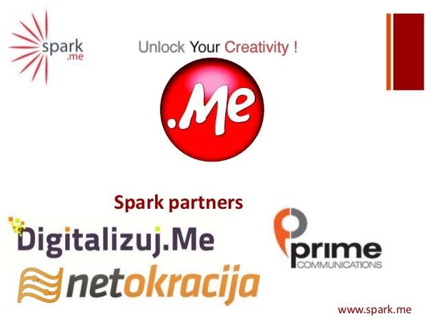 +Spark partnerswww.spark.me