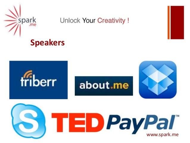 +Speakerswww.spark.me