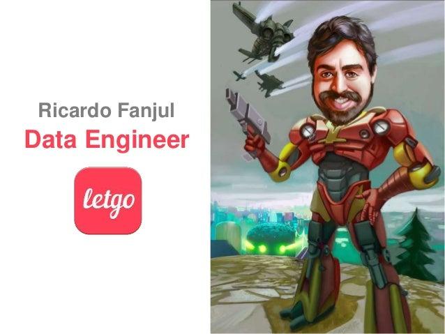 Letgo Data Platform: A global overview Slide 2