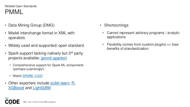 Productionizing Spark ML Pipelines with the Portable Format