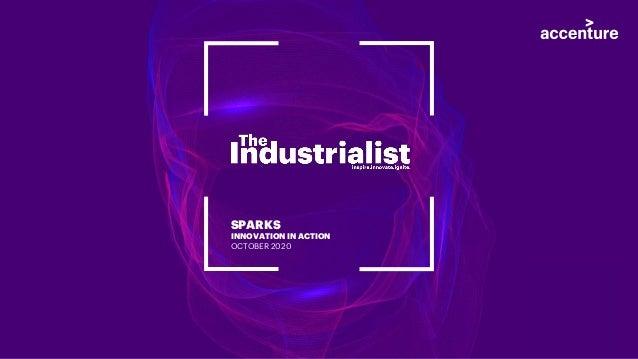SPARKS INNOVATION IN ACTION OCTOBER 2020