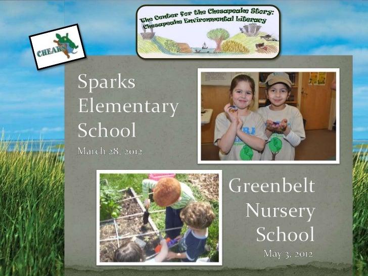 SparksElementarySchool             Greenbelt              Nursery                School