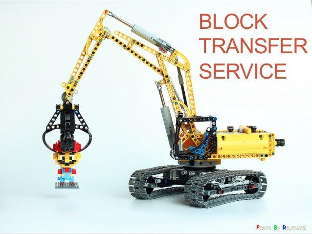 Related conceptions • BlockTransferService • Provide a general interface for ShuffleFetcher and working with BlockDataMa...