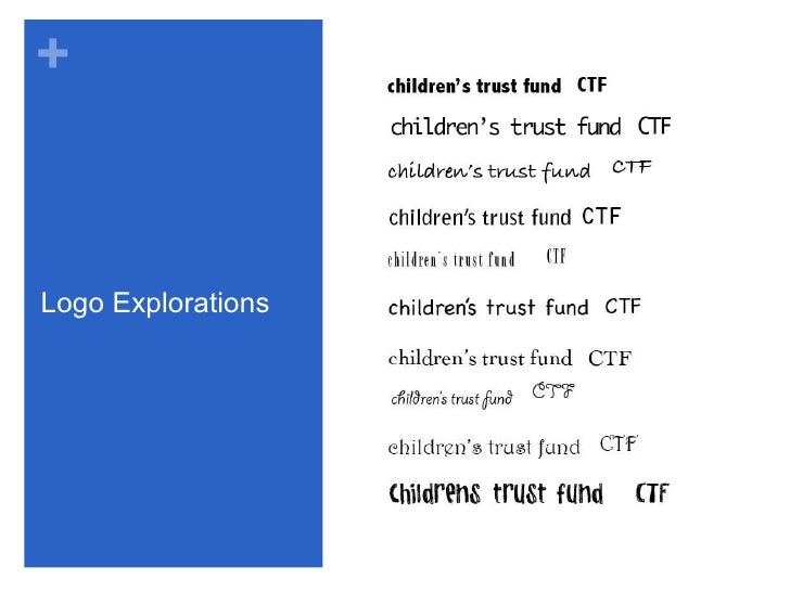 Advertising and Branding Campaign for The Children\'s Trust Fund of M…
