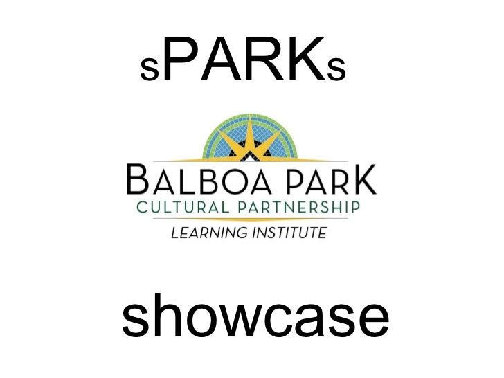 s PARK s showcase