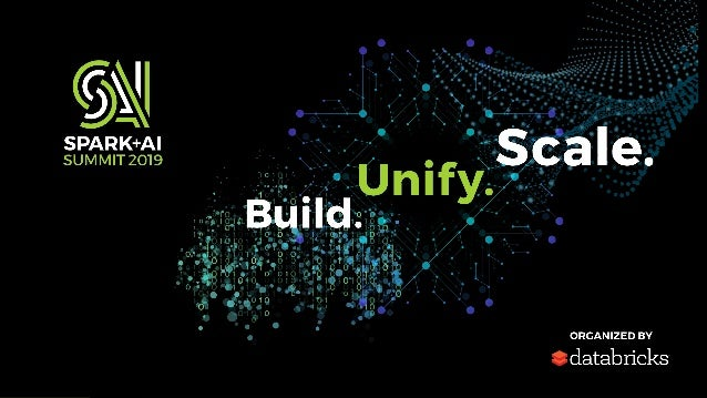 Spark summit 2019 infrastructure for deep learning in apache