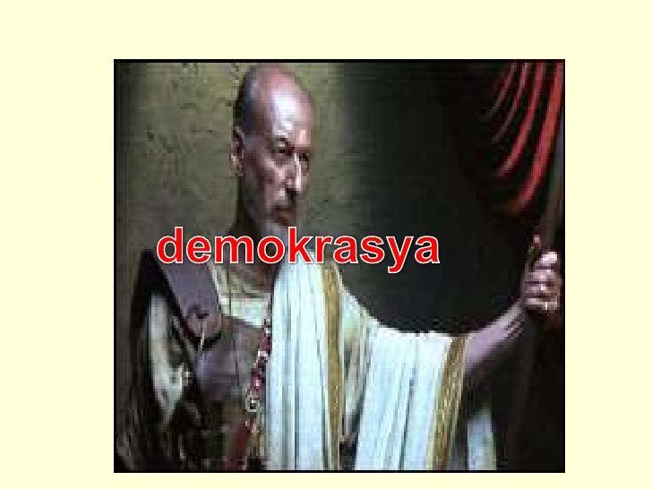 demokrasya<br />