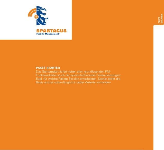 STARTERDas Starterpaket liefert neben allen grundlegenden FM-Funktionalitäten auchdie systemtechnischen Voraussetzungen. D...
