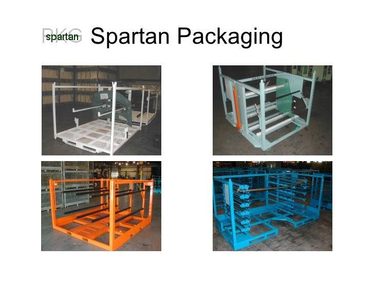 Spartan Packaging