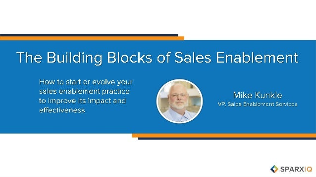 1SALES ENABLEMENT SOCIETY