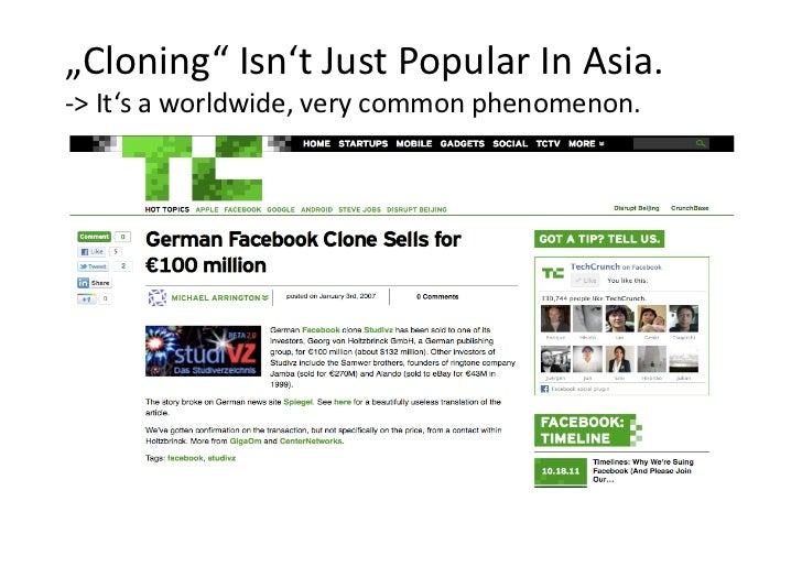 """Cloning""