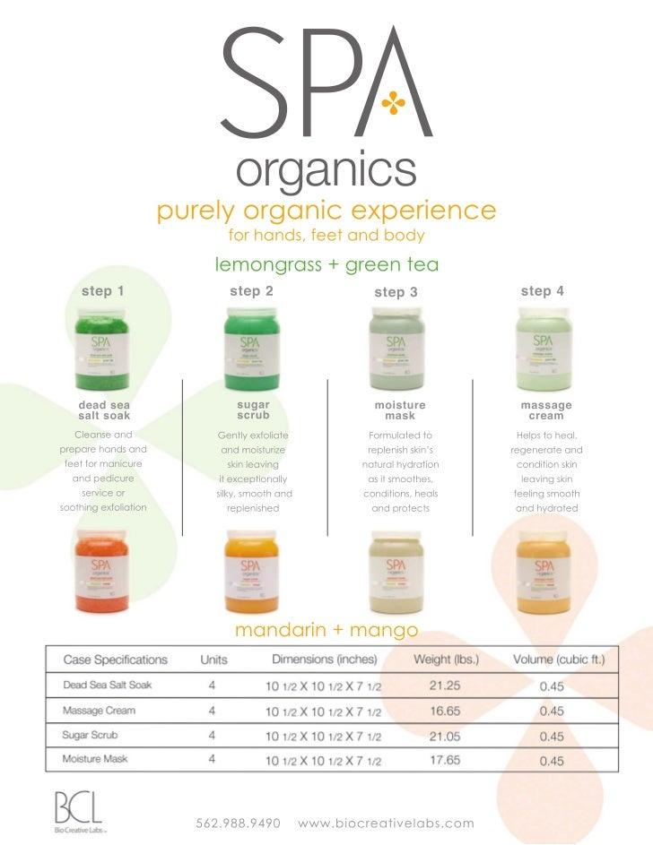 SPA Organics