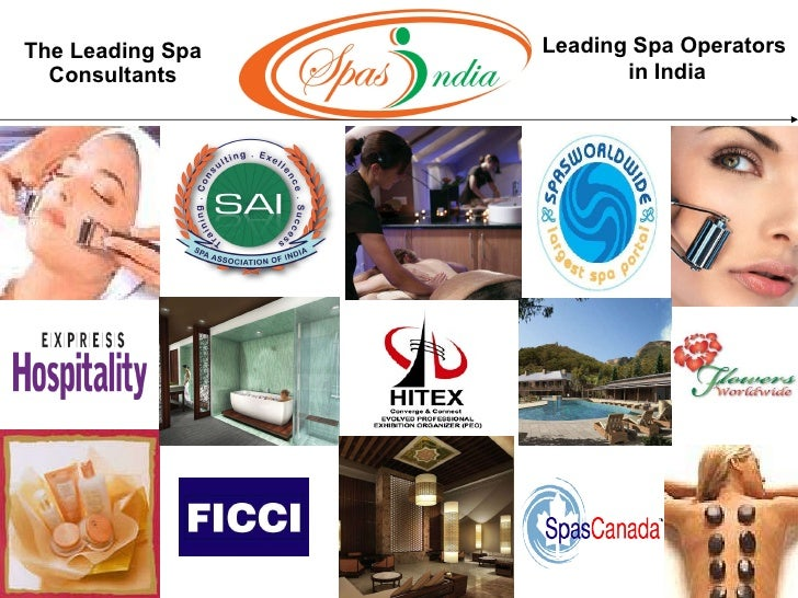 The Leading Spa Consultants Leading Spa Operators in India