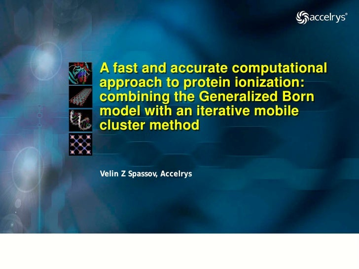 A fast and accurate computational approach to protein ionization: combining the Generalized Born model with an iterative m...