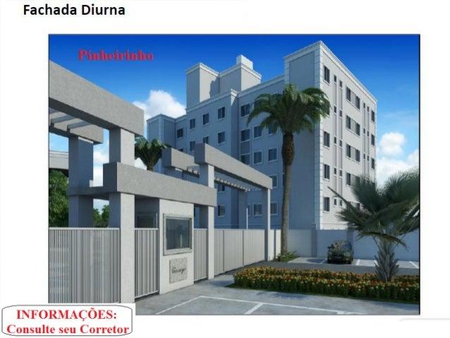 Apartamento consenza PINHEIRINHO Lançamento R$:160 mil