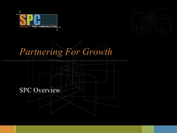 Partnering For Growth SPC Overview