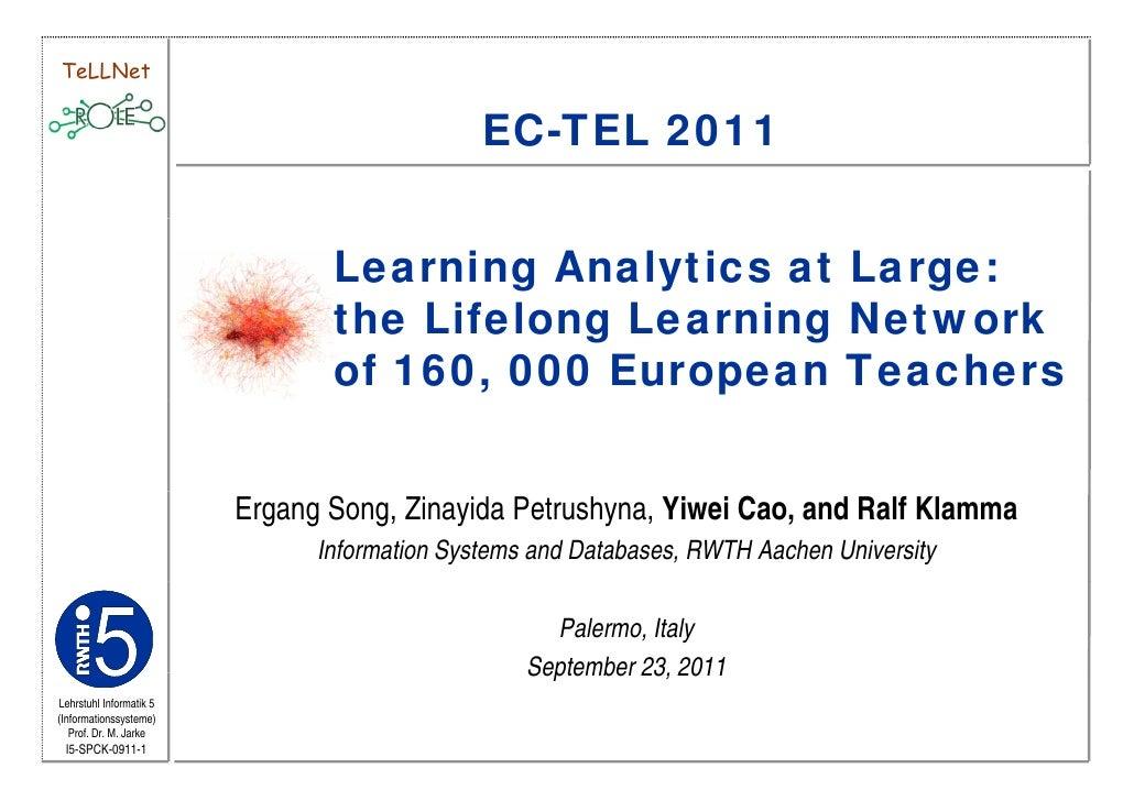 TeLLNet                                              EC-TEL                                              EC TEL 2011      ...