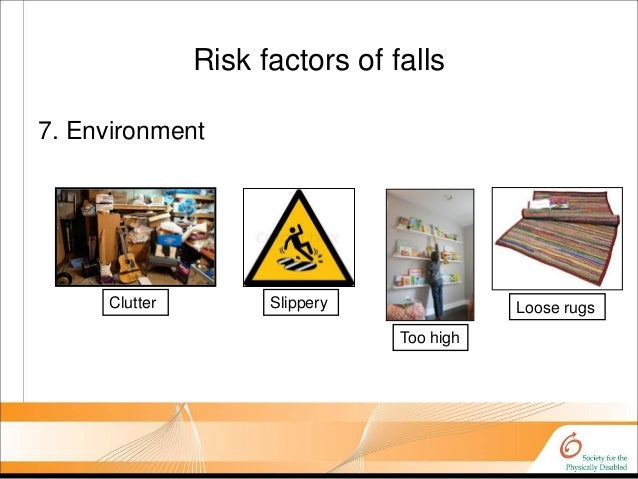 risk assessment for elderly falls Assessment and management of fall risk in primary care settings  aged 65 years and older for fall risk annually this screening consists of asking patients whether .