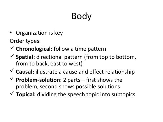 problem and solution speech topics