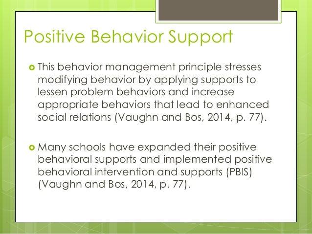 Behavioural disorders in children