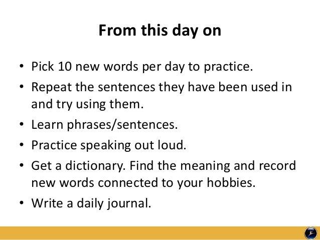 Speak English Part 1 Day 1 6