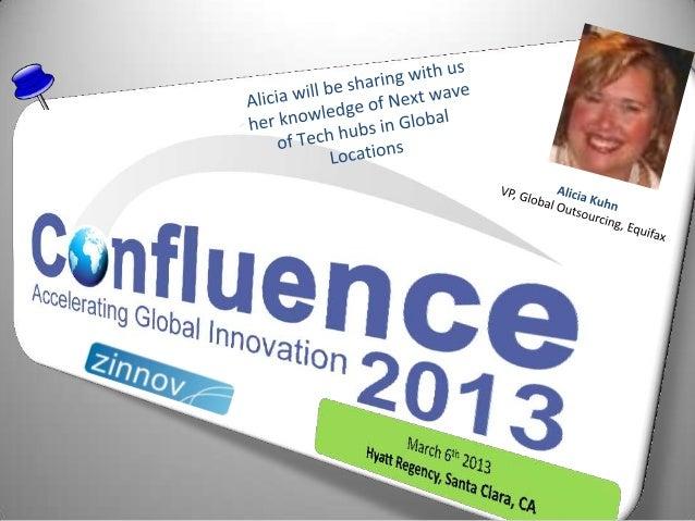 Confluence2013 Speaker Update: Alicia Kuhn