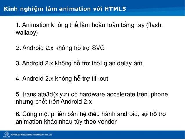 Làm game animation bằng HTML5/CSS3