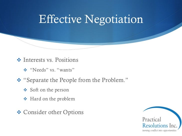 negotiation ethics and effective Carr further argued that bluffing is a necessary component of shrewd and effective nor does it imply that bluffing and negotiation are ethics for the.