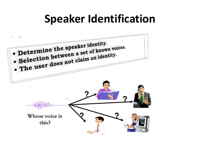 speaker recognition This definition explains the meaning of voice recognition, also known as speaker recognition, and how this technology has grown in prominence and been used in the consumer space.