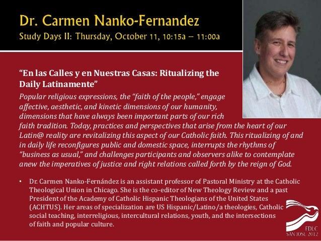 FDLC 2012 National Meeting Speakers