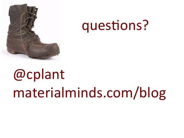 Bootstrapping - Entrepreneurship 101 (2012/2013)