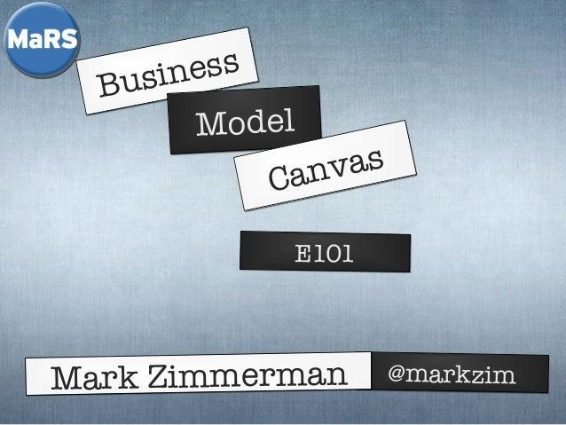 us ine ss  B        Model                 a nv as                C                    E101Mark Zimmerman             @mark...
