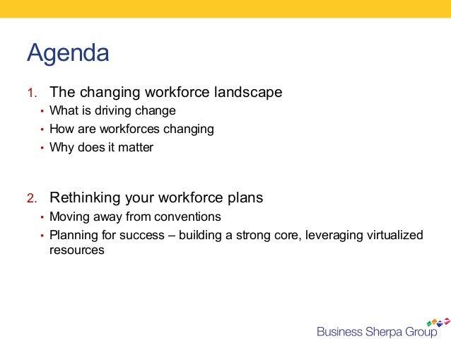 Workforce of the Future is Upon Us - Entrepreneurship 101 (2012/2013) Slide 3