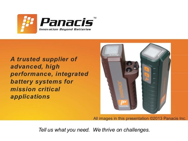 A trusted supplier of advanced, high performance, integrated battery systems for mission critical applications  All images...