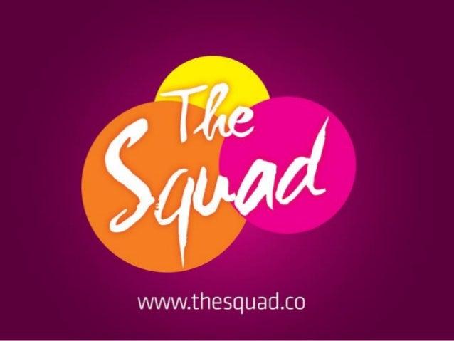 Algunos Conferencistas Colombianos The Squad 2019