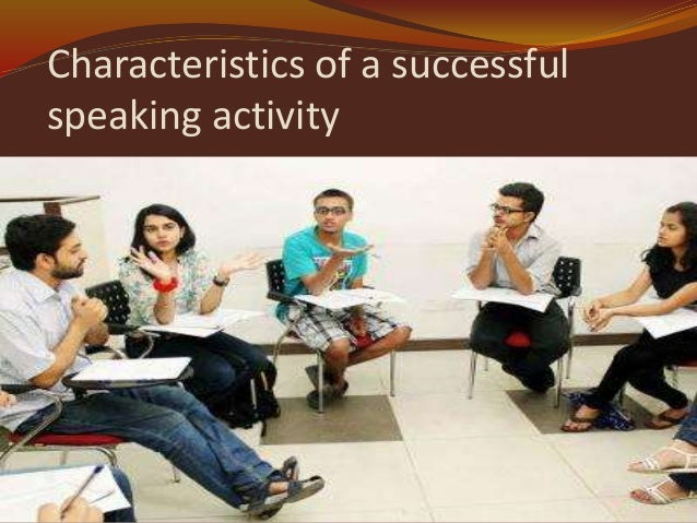 students limited participation in speaking activities Motivating and unstressed atmosphere allowed me to finish this work in the limited students' participation in oe the speaking classroom activities.