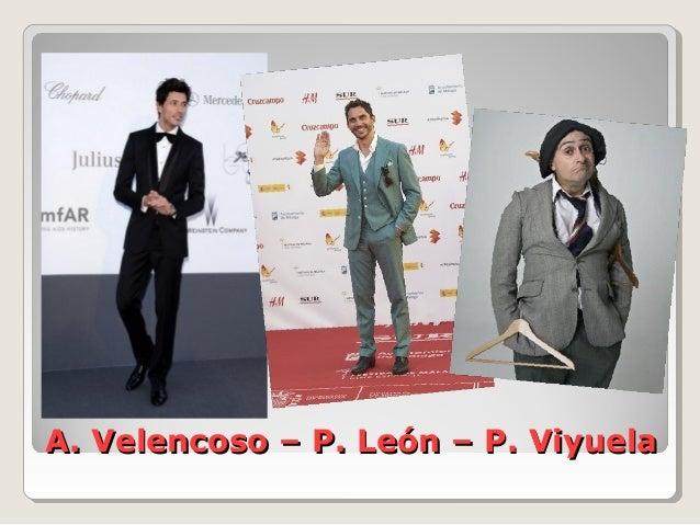 A. Velencoso – P. León – P. ViyuelaA. Velencoso – P. León – P. Viyuela