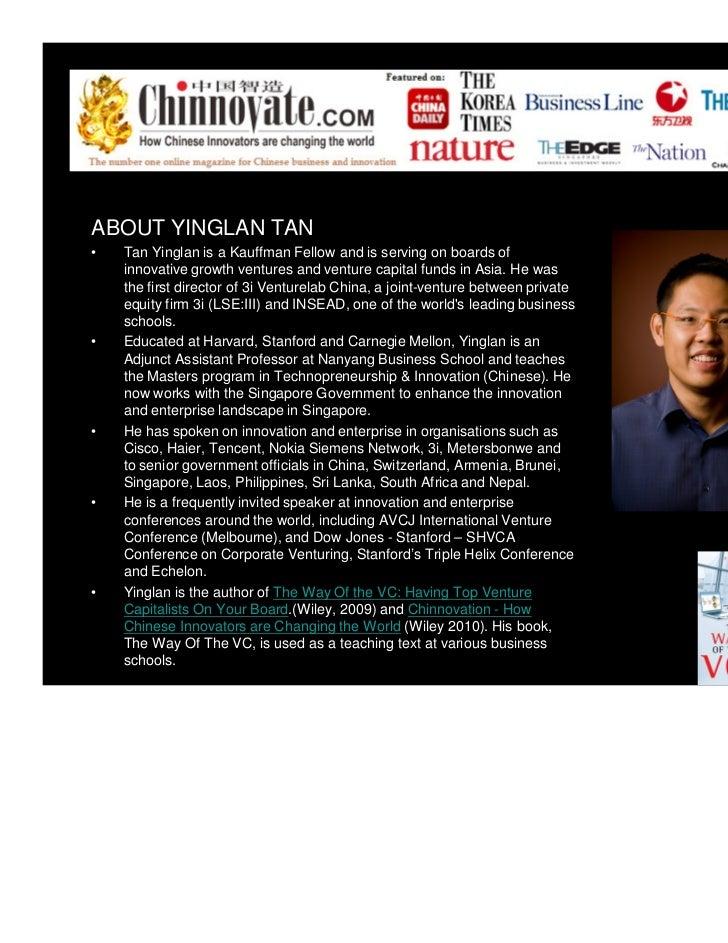 Speaking kit (Tan Yinglan) Slide 3