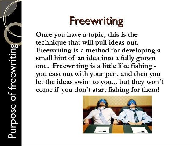 Speaking of english 2013 rhetoric, freewriting, thesis drafts, and es…