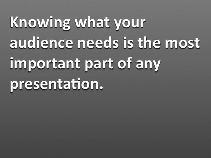 Havingtheright mindsetasa presenterisalso veryimportant.         hHp://www.youtube.com/watch?v=vB0Vfi3v[Q