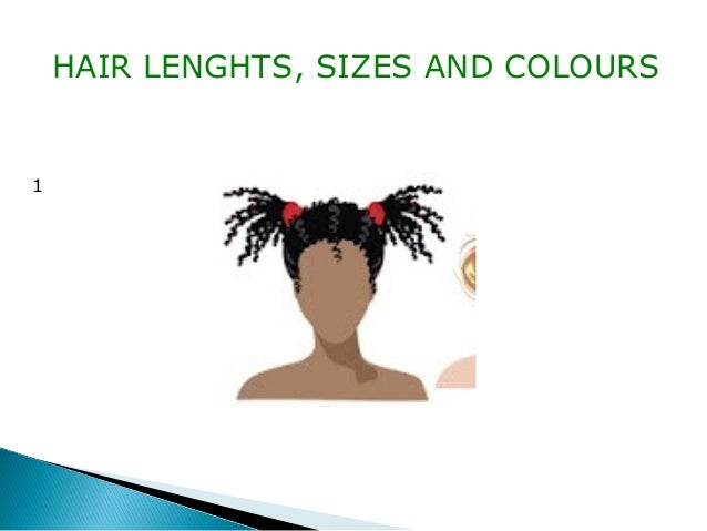 1 HAIR LENGHTS, SIZES AND COLOURS