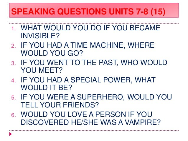 Speaking questions 3rd_ESO_units7-8